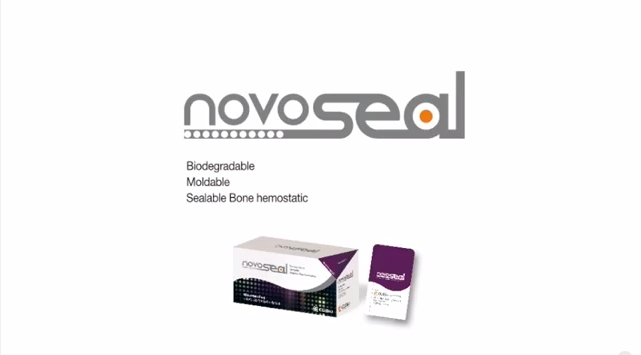 NOVOSEAL / Bone hemostatic