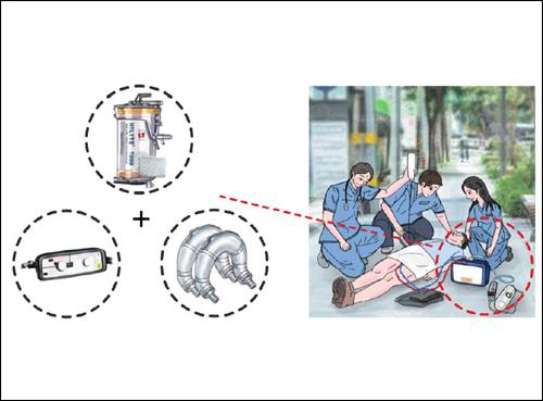시지바이오 ECMO 개발, 범부처전주기의료기기연구개발사업에 선정