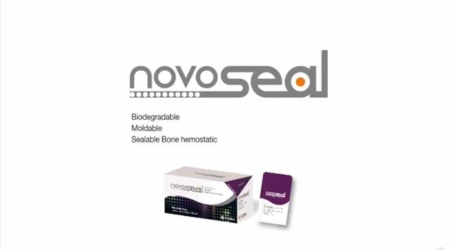 NOVOSEAL / Bone hemostatic